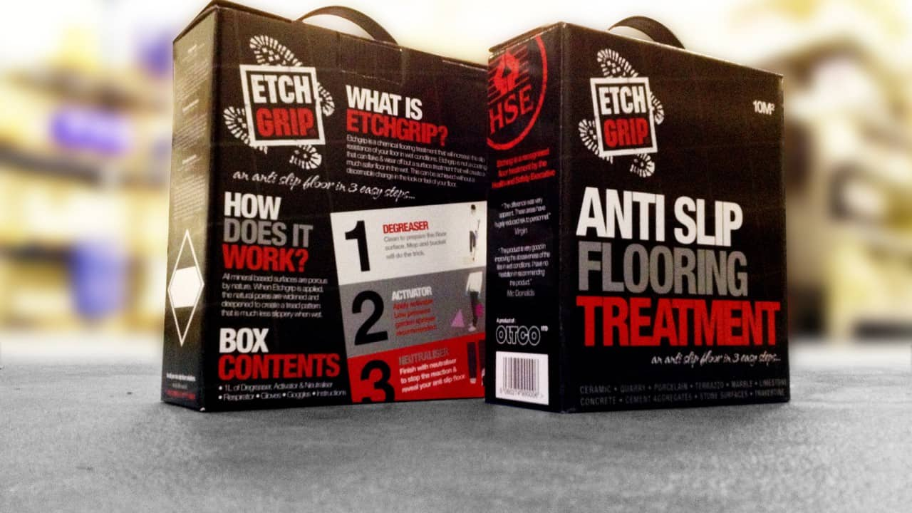 ReAgent Collaboration Leads To Revolutionary New Floor Treatment
