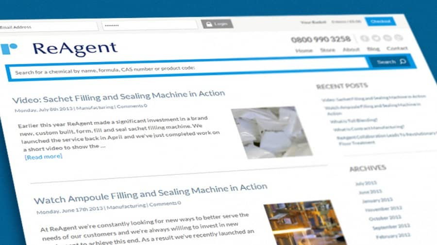 Welcome to The ReAgent Blog