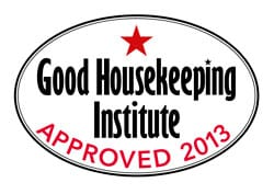 Deo-Go Good Housekeeping Institute Approved-2013