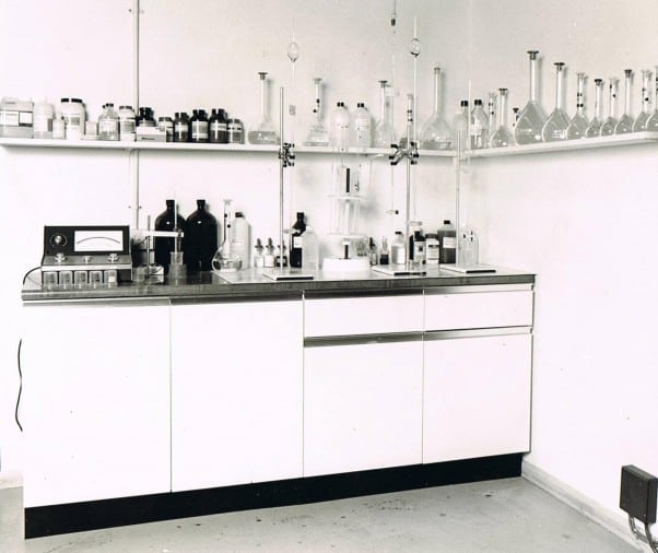 The early days of the RCS lab