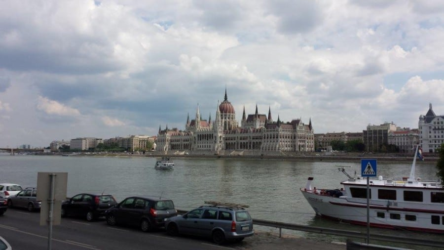 Hungarian Parliament Building: a symbol of newly found democracy in Hungary