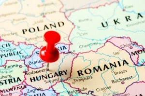 Because of Hungary's central location in Europe, it relies on trade with other European countries