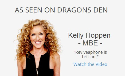 Reviveaphone: As seen on Dragons Den
