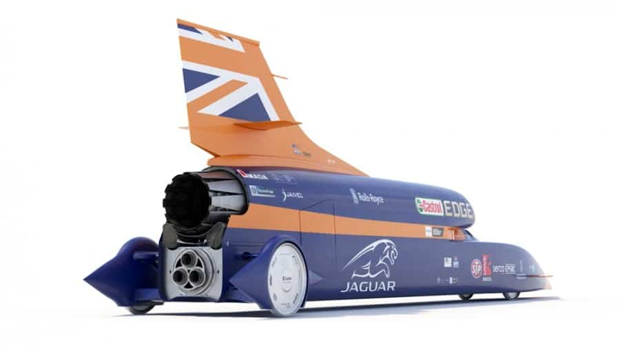 BLOODHOUND SSC back Jan