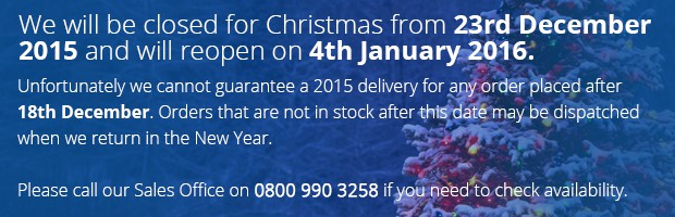 ReAgent informs customers of festive opening times and availability