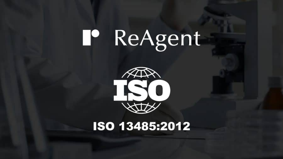 ReAgent Sets it's sight on ISO 13485