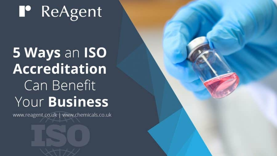5 Ways an ISO Accreditation Can Benefit Your Business