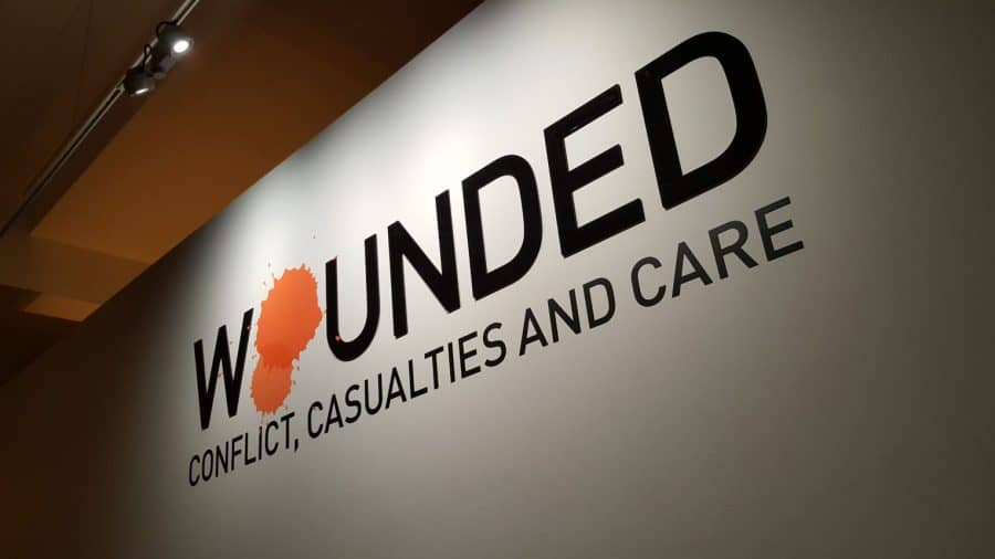 Wounded Exhibition