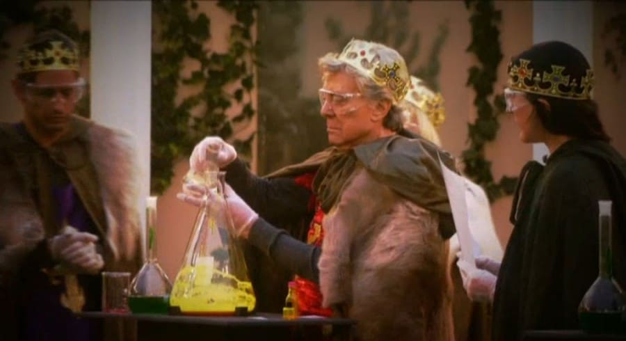 ReAgent Supplies Chemicals to Celebrity Big Brother 2014