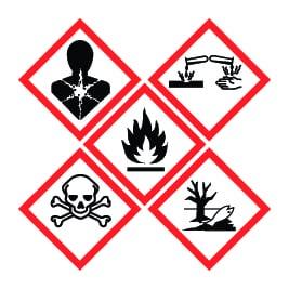 GHS Hazard Symbols