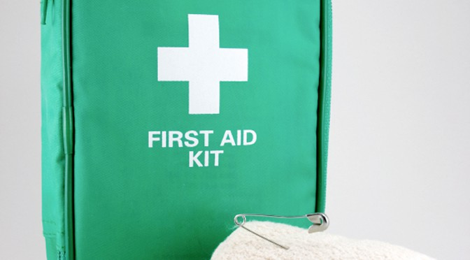 chemical first aid