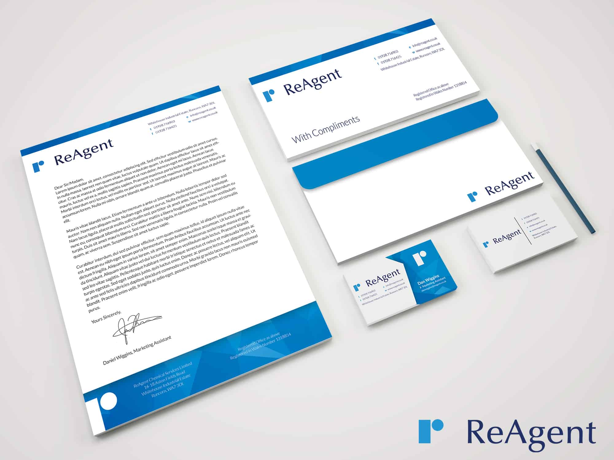 ReAgent Document Branding 2015