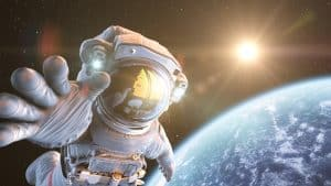 Best careers in science - become an astronaut