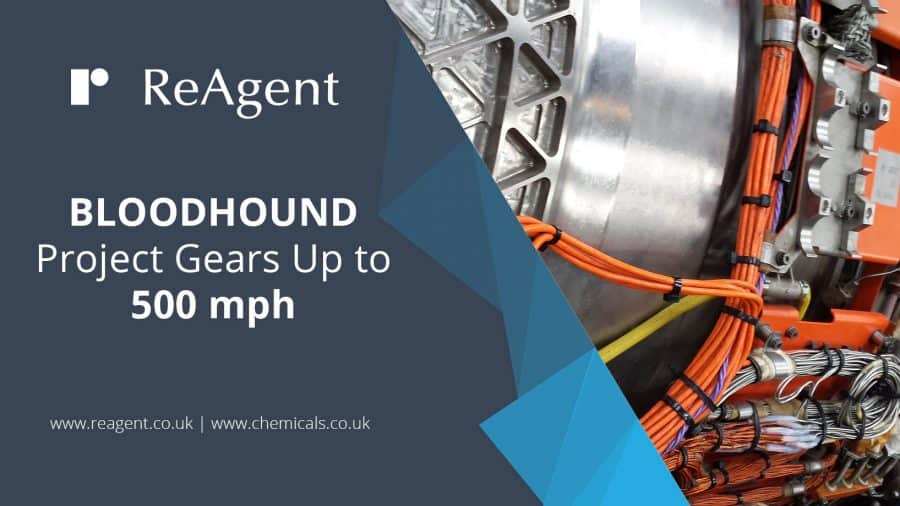 Banner for blog about the BLOODHOUND Project gearing up to 500 mph