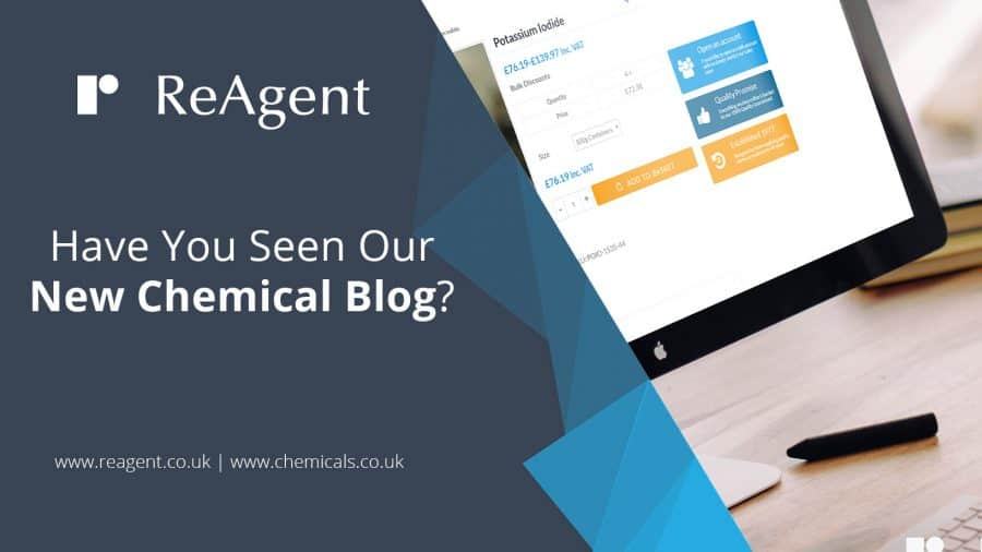 Have You Seen Our New Chemical Blog