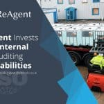 ReAgent Invests in Auditing Capabilities | ReAgent Chemicals