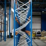 ReAgent Installs New Pallet Racking