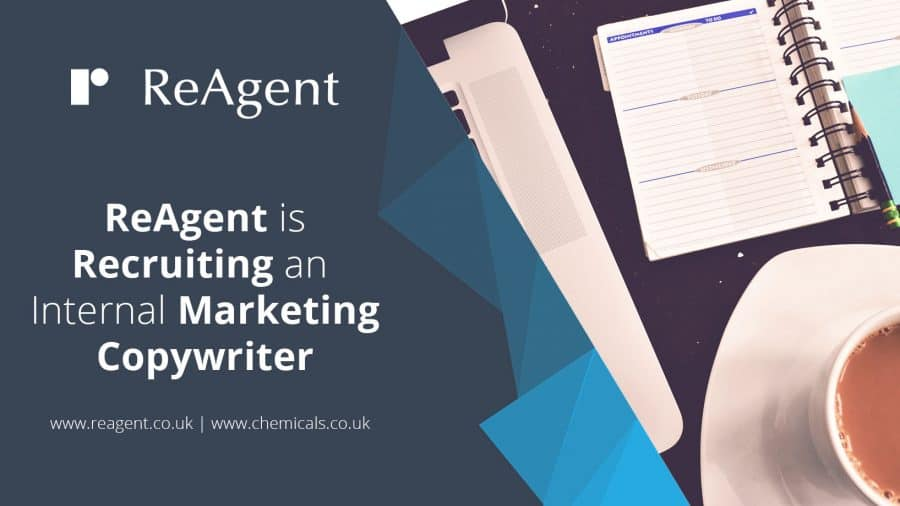 ReAgent is Recruiting an Internal Marketing Copywriter | ReAgent Chemicals
