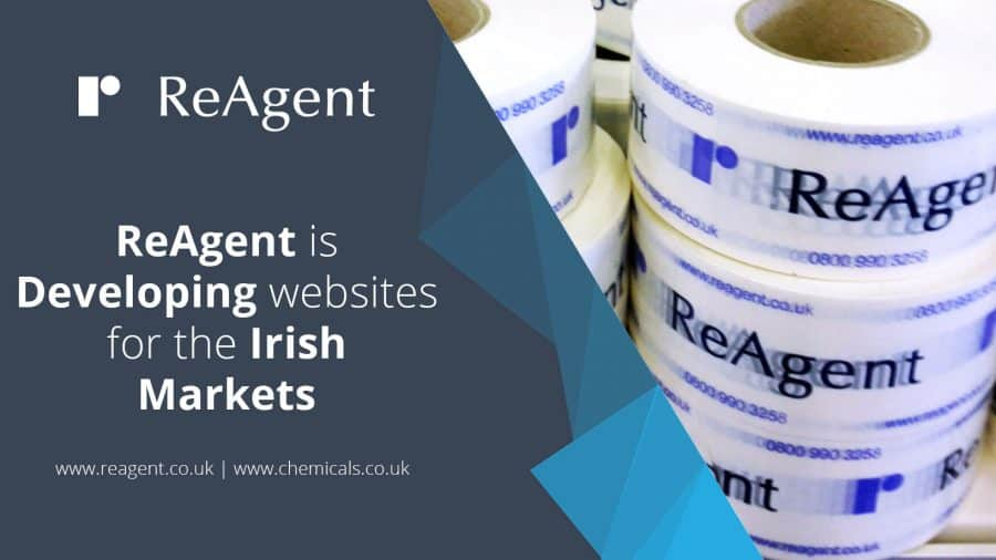ReAgent is developing websites for irish markets