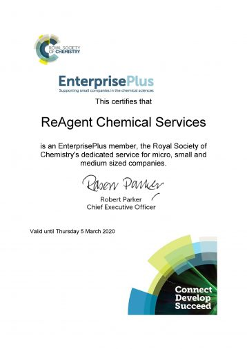 ReAgent is now an RSC Enterprise Plus member