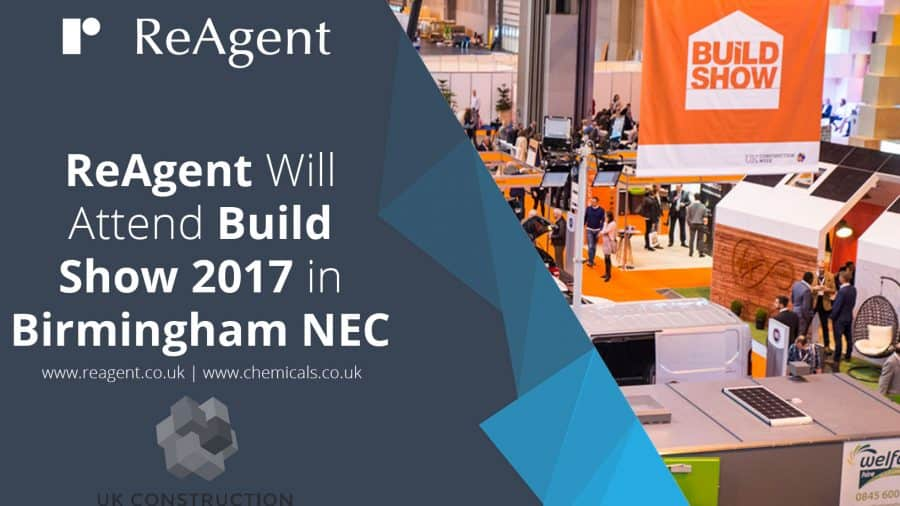 Reagent Will Attend Build Show 2017