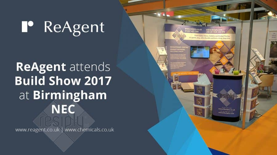 Reagent Attends Build Show 2017