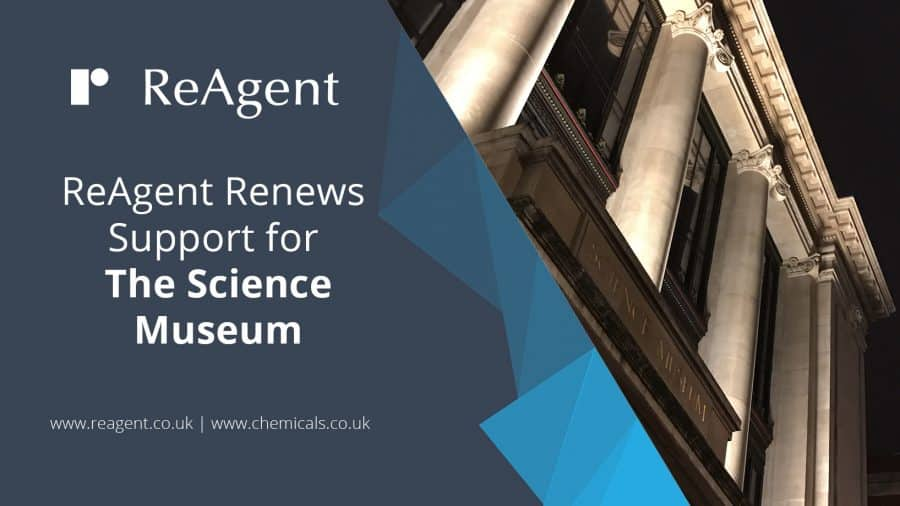 Image of London's Science Museum in blog banner
