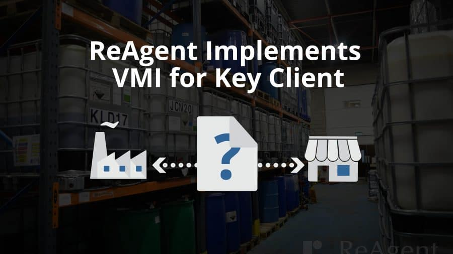 ReAgent Implements VMI for Key Client