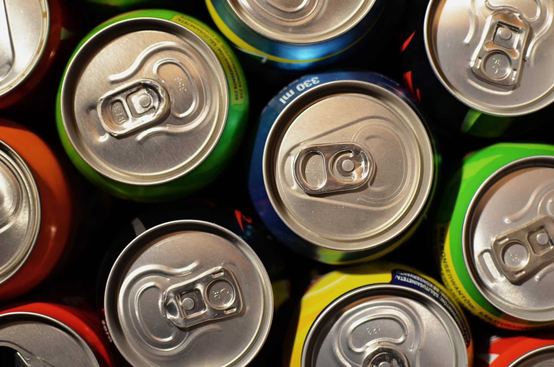 The science behind a soda can